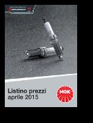 Listino NGK 2016